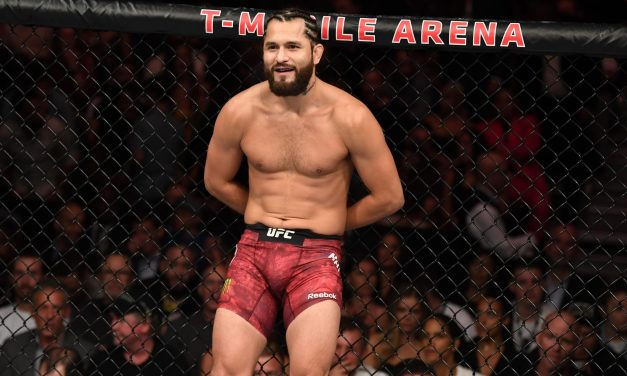 Jorge Masvidal Throws Hat Into Ring to Replace Khabib at UFC 249