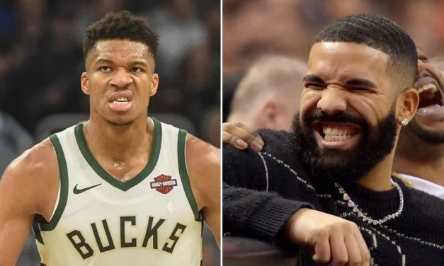Drake Asked Giannis Whom He Considers the Annoying Fan to Play in Front Of
