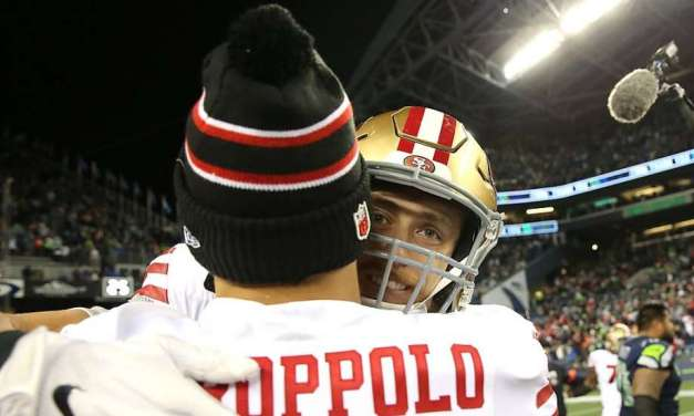 George Kittle Wasn't About Stephen A. Smith Criticizing Jimmy Garoppolo