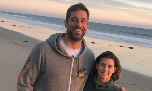 Danica Patrick Says It's 'Pretty Amazing' Dating Aaron Rodgers