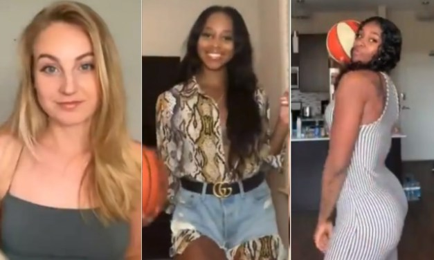 WNBA Players Show Off Their Skills During Quarantine