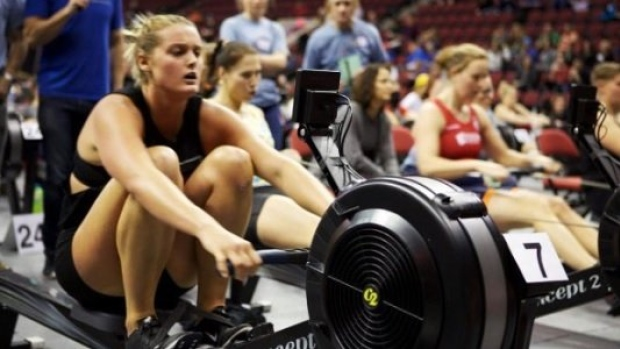 Australian Rower Accidentally Broke a World Record While Working Out at Home