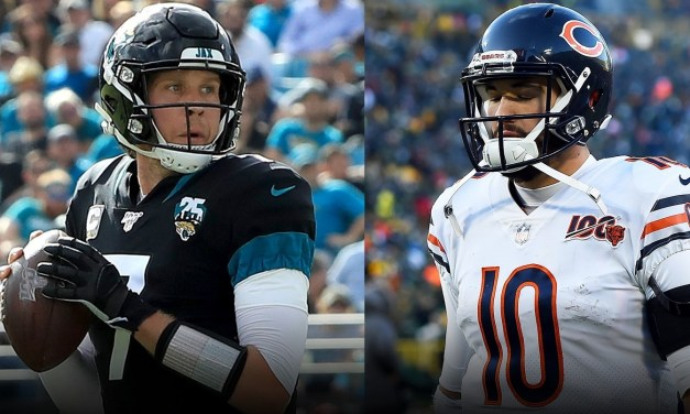 Bears GM Confirms Mitchell Trubisky and Nick Foles Will be an Open Competition