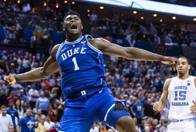 Zion Williamson's Former Agent Claims He Took Illegal Benefits From Duke and Nike