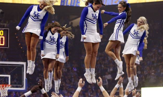 Kentucky Cheerleading Coaching Staff Fired after Nude Hazing Allegations Surface