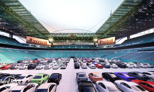 Dolphins Turning Hard Rock Stadium into a Huge Drive-In Movie Theater