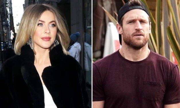 Julianne Hough Responds to Brooks Laich's Thirst Trap Photo
