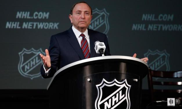 NHL Adopts 24-Team Playoff if Season Resumes
