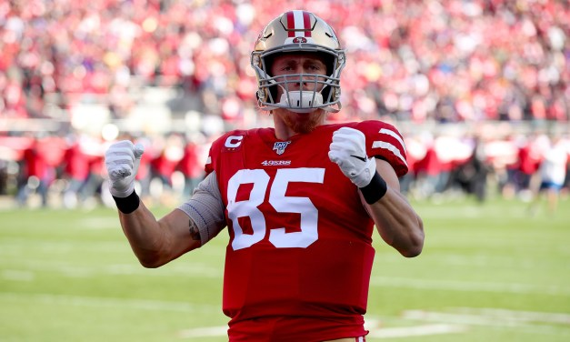 George Kittle Looking For More Than Top Tight End Money