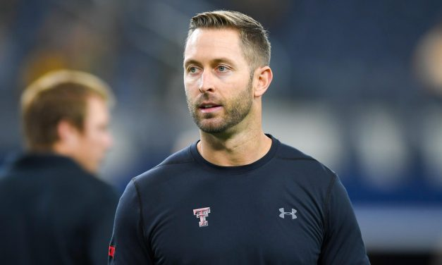 Kliff Kingsbury Had Plans to Become Rich Selling Real Estate