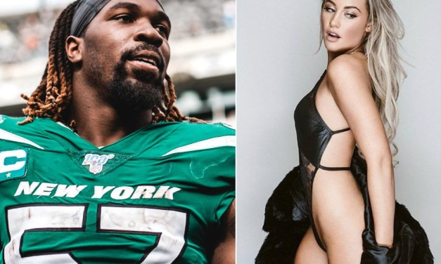 CJ Mosley's Alleged Baby Mama Sets the Record Straight