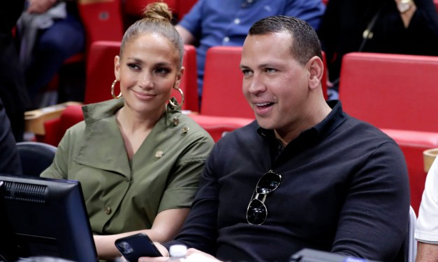 A-Rod and J-Lo Reportedly Preparing To Make a Second Bid For Mets
