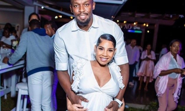 Usain Bolt and Girlfriend Welcome Their First Child