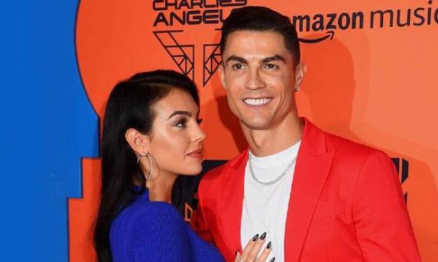 Cristiano Ronaldo and Georgina Rodriguez Dress Up in Costumes to Celebrate Twins Birthday