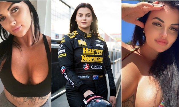 Racecar Driver Turned Porn Star Renee Gracie Says Family Supports Career Switch