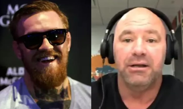 Dana White Makes Stunning Claim About Conor McGregor's Retirement