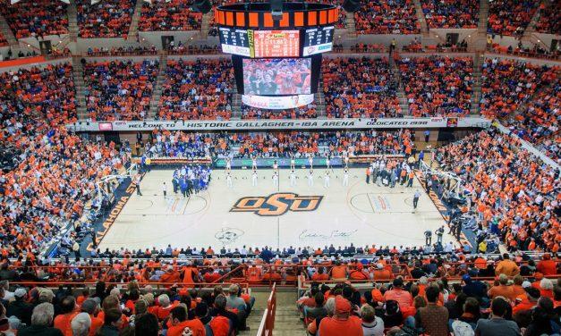 Oklahoma State Given 1-Year NCAA Tourney Ban
