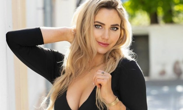 Meet IG Model Neringa Kriziute, MLB Rejects 114-Game Plan & Justin Bour is Now Hitting Tanks for the Hanshin Tigers in Japan