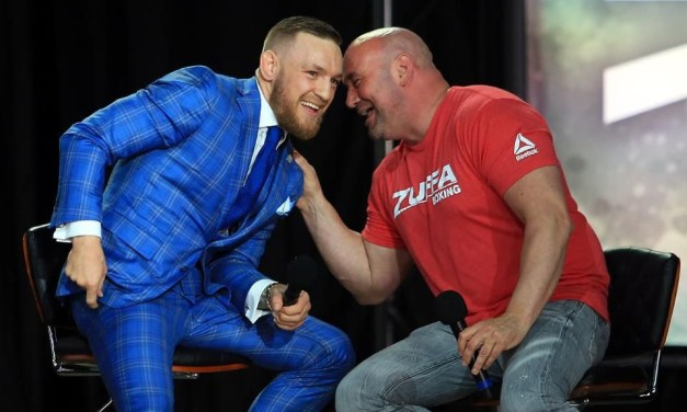 Dana White Hints that Conor McGregor is Next in Line for Title Shot After Justin Gaethje