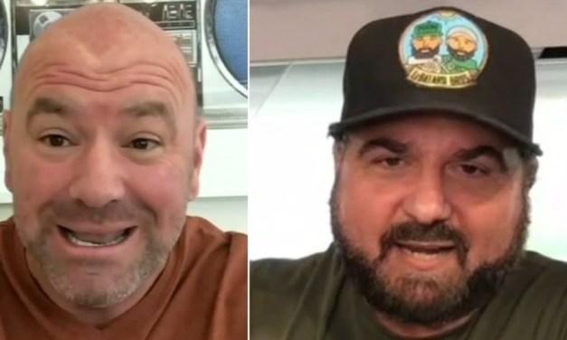 Dan Le Batard Responds to Dana White's Fight Offer