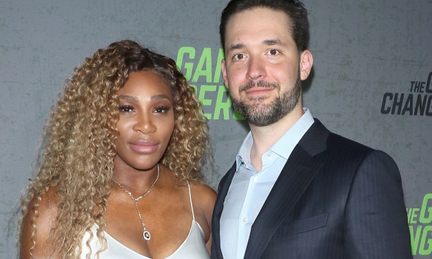 Serena Williams Reacts To Husband Stepping Down From Reddit Board
