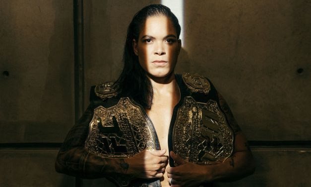 UFC Champ Amanda Nunes Shares Nude Pic with her Two Titles After Making History