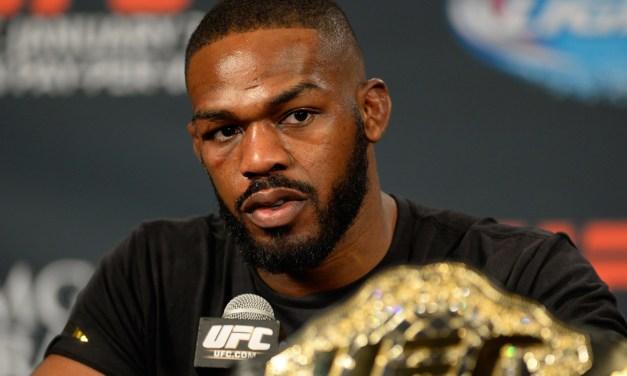 UFC Champ Jon Jones Again Voices his Displeasure Over Looting