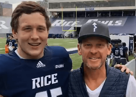 Lance Armstrong Open to His Son Taking PEDs if He Makes it to the NFL