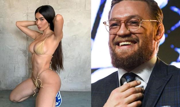 Instagram Model Janine Almario Responds to Conor McGregor's Message Of Hope