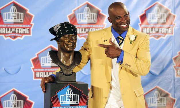 Deion Sanders Announces He'll Coach Jackson St.