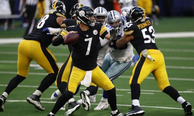 'Mentally tough' Steelers rally in Dallas to hit 8-0