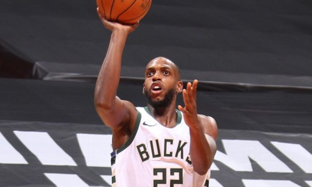 Bucks set record for 3s in 47-point win over Heat