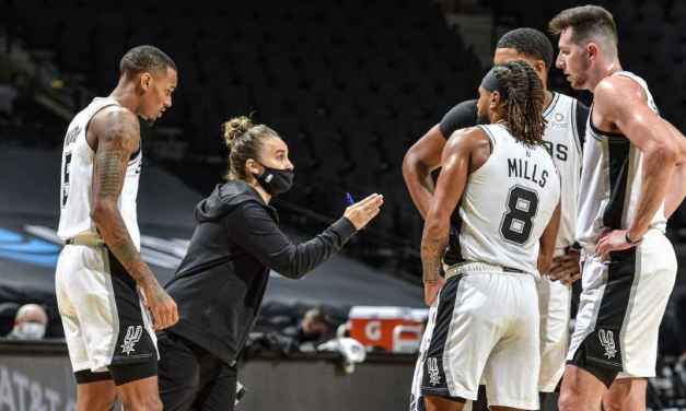 Spurs' Hammon 1st woman to direct NBA team