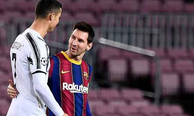 Ronaldo on Messi: 'I never saw him as a rival'