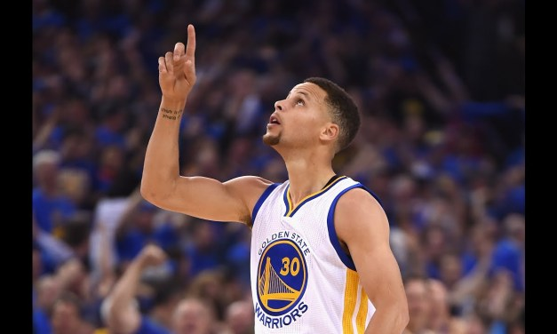 Historic moment – Curry hits 2,500 'three-points' and celebrates it big