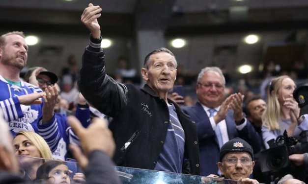 Gretzky's father, 'inspiration' for NHL great, dies