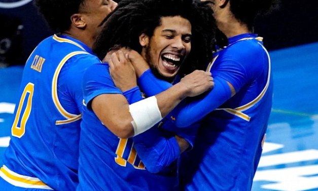 11-seed UCLA caps 'special' First 4 to Final 4 run