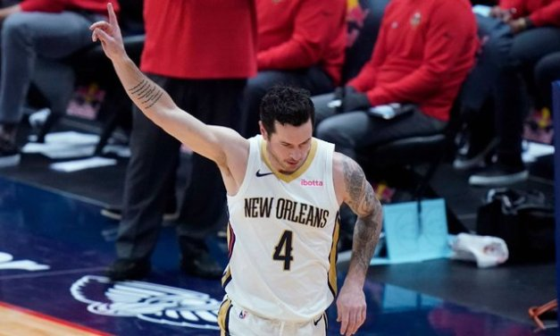 Redick: Pels, Griffin didn't honor word with trade