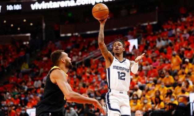 Ja downplays record night, earns Utah's respect