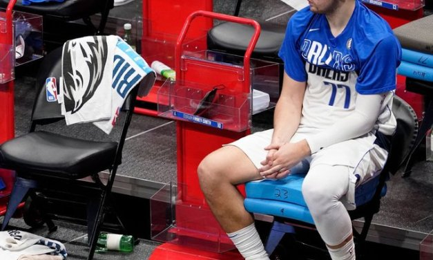 Luka won't blame nerve issue for 'terrible' game