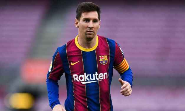 Messi may have played final game for Barcelona