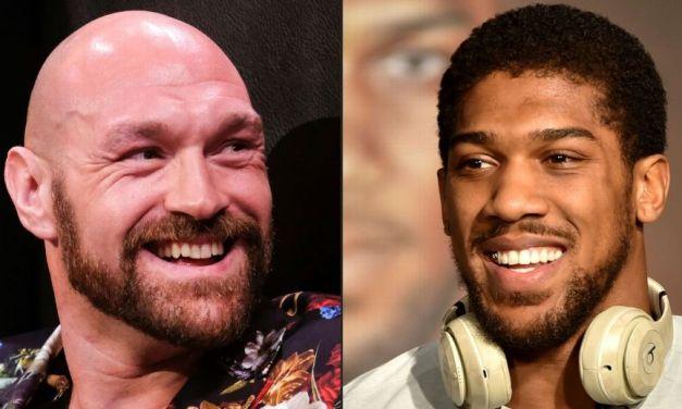 Hearn: Fury-Joshua set for Aug. in Saudi Arabia