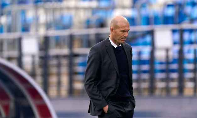 Former coach Zidane publicly blasts Real Madrid