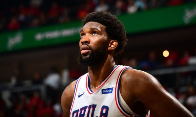 Embiid hurting in loss, goes 0-for-12 in 2nd half