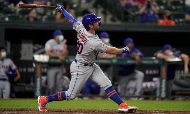 Mets' Alonso: MLB 'manipulates' ball based on FA
