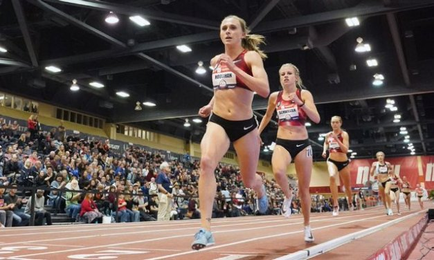 U.S. runner out of trials after doping controversy