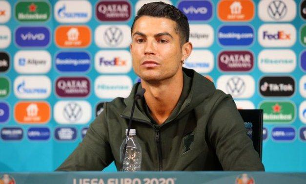 Ronaldo snub sees Coca-Cola shares fall $4B