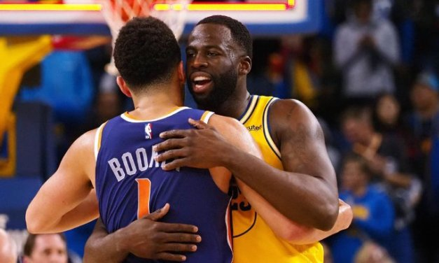 Draymond: 'Respect' to Finals players in Tokyo