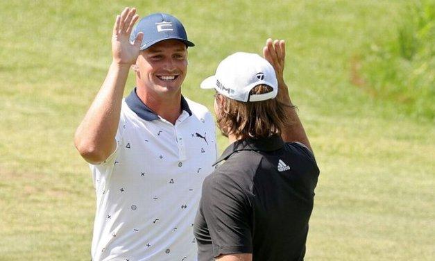 Bryson, Rodgers get last laugh vs. Phil, Brady