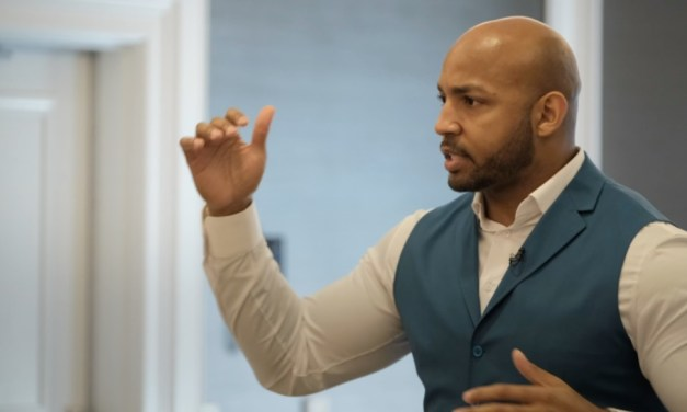 From a Violent Injury On-Field to Motivating Off-Field, Former NFL Player Roy Hall, Jr. Now Empowers Youth and Motivates Professionals